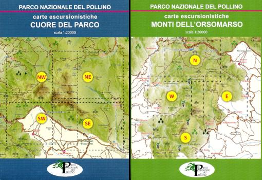 mappeParcoPollino