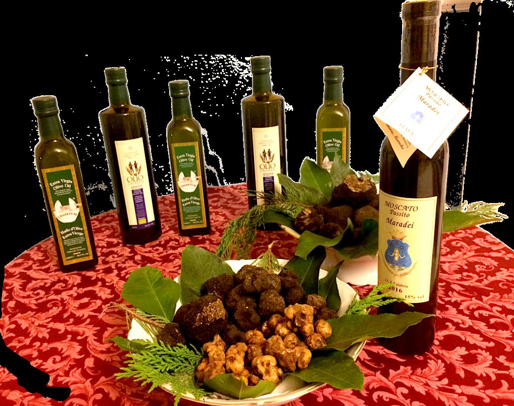seminarioOriCalabriaTrebisacce13032019_bouquet-olio-tartufo-vino